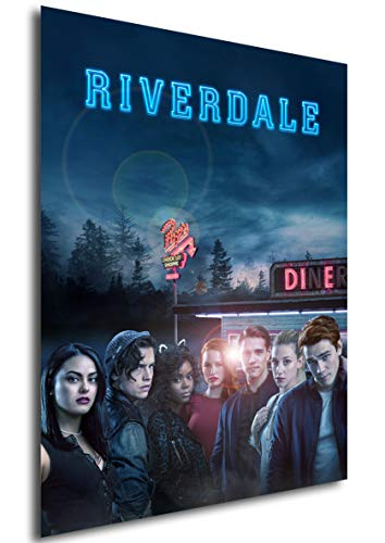 Instabuy Poster - TV Series - Riverdale - Season 1 - Playbill C...