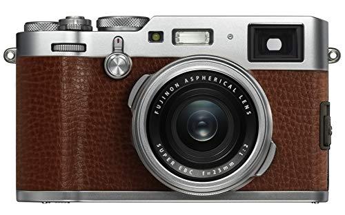 Fujifilm X100F - Aparato Compacto, Color marrón