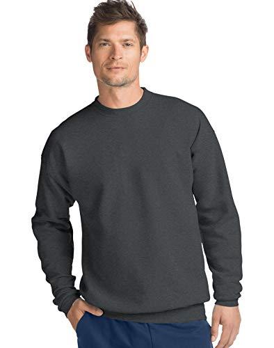 Hanes ComfortBlend EcoSmart Men`s Crew Sweatshirt - Best-Seller, XL