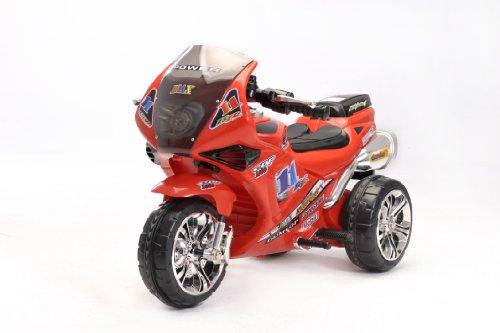 MOTO ELECTRIQUE SUPERBIKE ROUGE