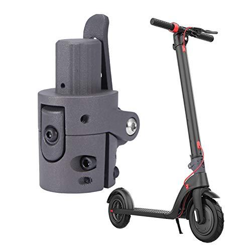 xfyx Gancho de Scooter eléctrico, Correas de asa portátil para Llevar a Mano, Vendaje de asa de Transporte para Scooter, para Piezas de Accesorios de Patinete eléctrico M365