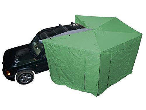 Seitenwände zu PrimeWing 270 Grad Markise grün, Autodachzelt-Zubehör