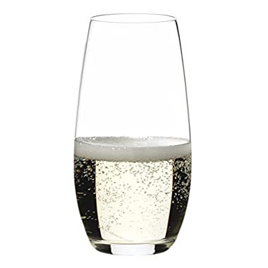 Riedel O Wine Tumbler Champagne, Set of 2