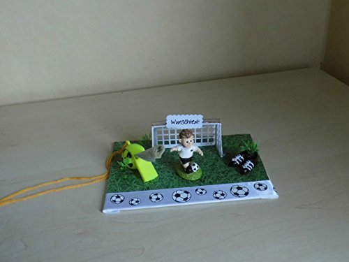 Geldgeschenk Geschenkdeko Fußball Fussball