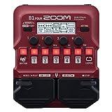 zoom - b1 four/ifs - pedaliera multieffetto, amp-simulator per basso