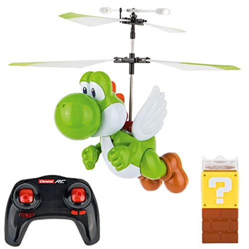 Carrera RC Nintendo Super Mario™ - Flying Yoshi 370501033 Ferngesteuerter Helicopter