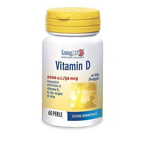 Longlife Vitamin D-3 2000U.I. - 37 g