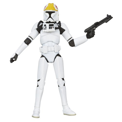 Figura Star Wars The Black Series #08 Clone Pilot