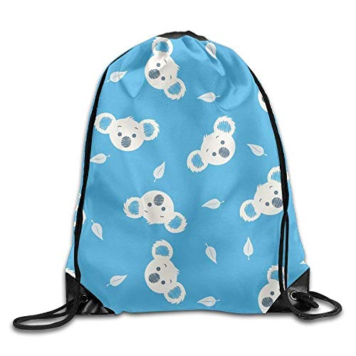Etryrt Prämie Turnbeutel/Sportbeutel, Koala Drawstring Backpack Rucksack Shoulder Bags Training Gym Sack for Man and Women