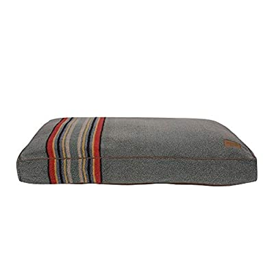 """The Pendleton Collection Yakima National Park Bed - Heather Green Large 40""""x32""""x4"""""""