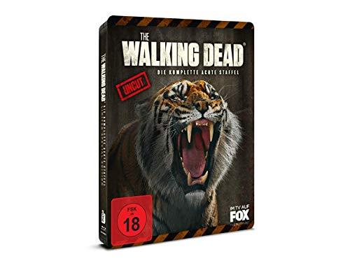 The Walking Dead - Staffel 8 (Steelbook) [Blu-ray]
