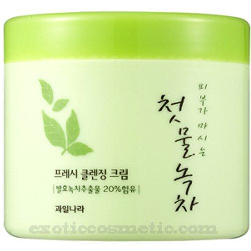 Large Size 10.6 Oz. Green Tea Fresh Cleansing Cream by Green Tea Fresh Cleansing Cream 300g