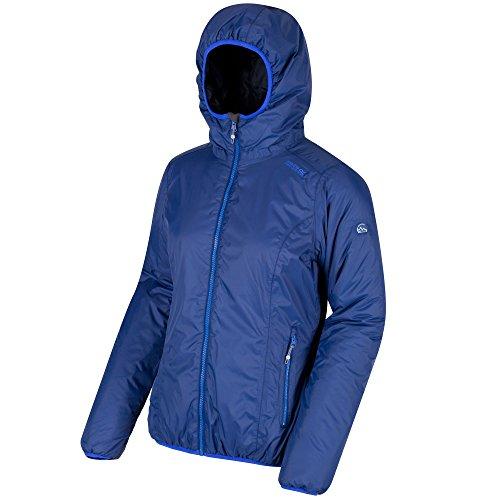 Regatta Damen Tuscan Wasserfeste Jacke, twilight, 40 (Herstellergröße: 14)