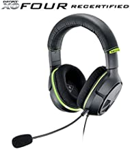 Turtle Beach - Ear Force XO Four Gaming Headset - Xbox One (Certified Refurbished) (Discontinued by Manufacturer)