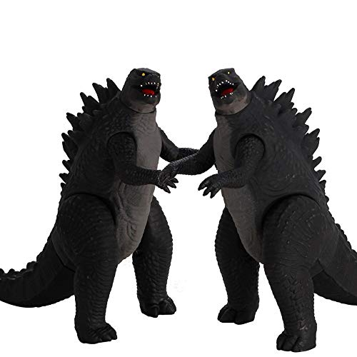 ZIHE Dinosaur Monster Toy Model, Movie Monster Series Limbs moveable 7 inch Doll Toy Gift (Style 8)