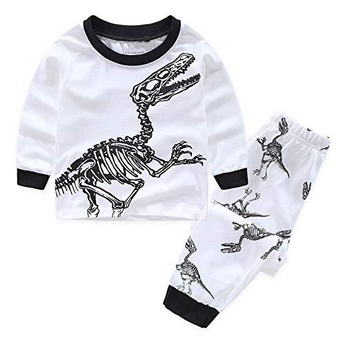 NROCF Junge Pyjamas Pyjama Infantil Shark Kleidung Pyjamas Kinder Tiere Pyjama Set...