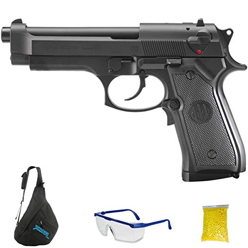 Umarex – Beretta M92FS | Pistola de Airsoft Calibre 6mm (Arma Aire...
