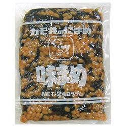 カモ井 カモ井のにまめ 味まめ 2kg×1袋入