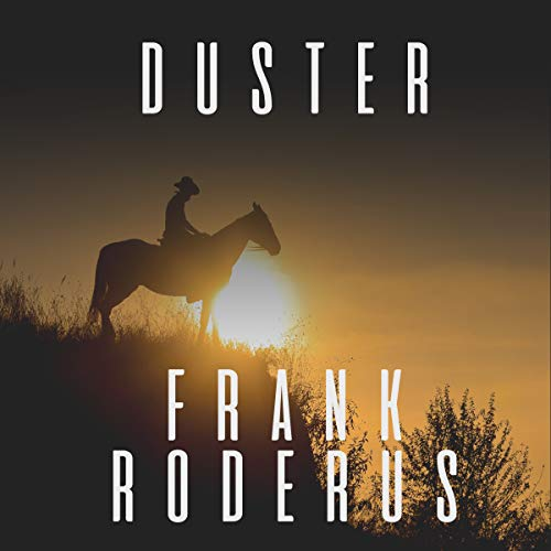 Duster audiobook cover art
