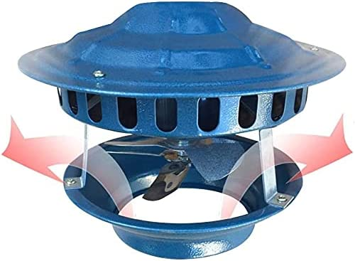 100W Chimney Fan for Sale price Flue Electric Ch 130mm Diameter half