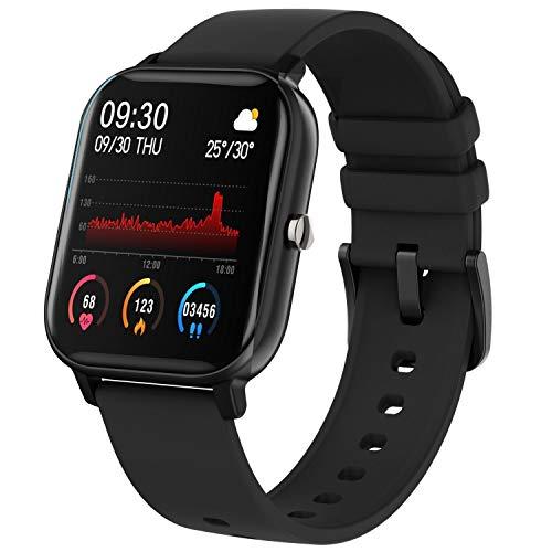 8. Fire-Boltt SPO2 Full Touch 1.4 inch Smart Watch