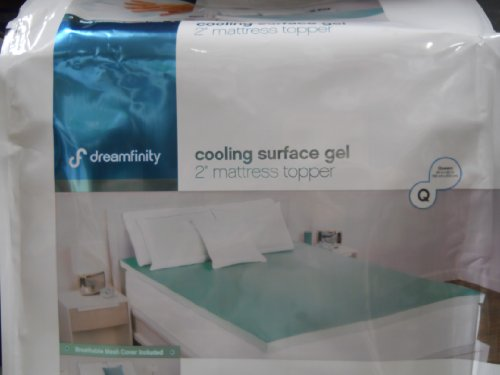Hot Sale Dreamfinity Hydraluxe Queen Size Cooling Gel Matress Topper