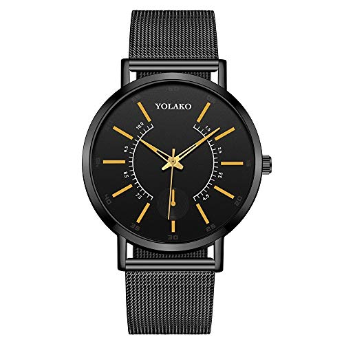 Relojes Para Mujer Relojes Mujeres Famosas Marcas Menores Malla de Malla de Acero Inoxidable Mujer Reloj de Cuarzo Analógico Hombres Reloj de pulsera Relojes Decorativos Casuales Para Niñas Damas