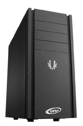 One PC Aufrüst-PC | AMD FX-Series Bulldozer FX-8350, 8x 4.00GHz | montiertes Aufrüstset | Mainboard: Gigabyte GA-78LMT-USB3 | 16 GB RAM (2 x 8192 MB DDR3 Speicher 1600 MHz) | CPU Mainboard Gehäuse Bundle | Grafik: ATI Radeon HD 3000 | Gehäuse: BitFenix Shinobi USB3.0 | 550W Corsair VS550 80+ | komplett fertig montiert inkl. 24 Monate Garantie!