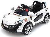 crooza Roadster mit 2X Motoren mp3 LED Elektro Kinderauto Kinder Auto Elektroauto Elektrofahrzeug...