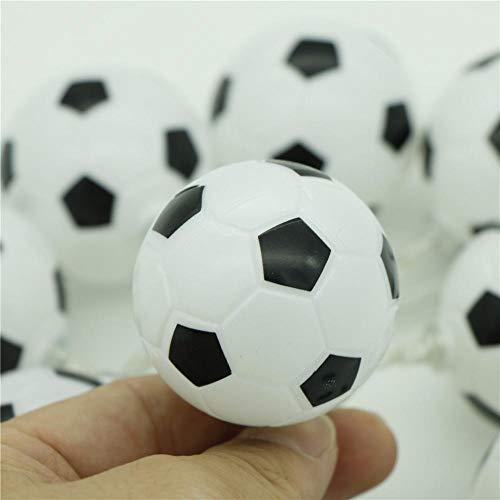 ZHEBEI Fußballball-Girlande Dekoration Schlafzimmer Familie Mottoparty Weihnachten 3M Warmweiß