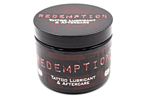 Redemption Lubricant, Barrier and Aftercare All-in-One, 6 oz.