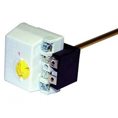 Cotherm - Thermostat mit Metallstift - Steckbares Modell mit Adapter tus 270e - : TUS0013907