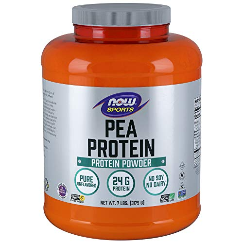 Now Foods Pea Protein, 24g, 7 Pound