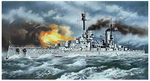 ICM S.003 - WWI German Battelship Kronprinz