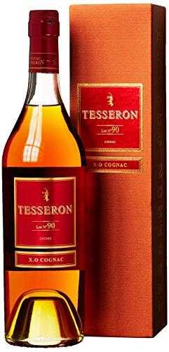 Tesseron XO Cognac Lot Nr. 90 mit Geschenkverpackung (1 x 0.7 l)