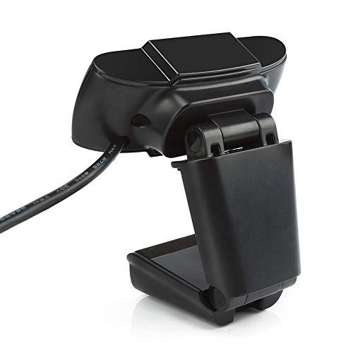 Domiluoyoyo Webcam with Microphone 1080P Webcam with Clip HD Auto Focus Webcam Desktop Camera Laptop USB Webcam Plug and Play Supple Advantage B.