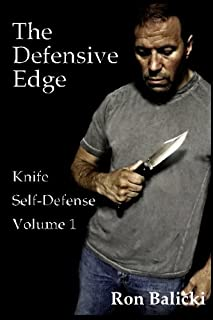 The Defensive Edge Knife Self Defense Volume 1