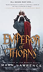 Cover of Emperor of Thorns