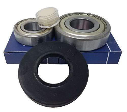 Lagersatz Kugellager 6205 ZZ 6306 ZZ Wellendichtung 00172686 Waschmaschine Bosch Maxx 5 Maxx 6 Maxx 7 Siemens WM