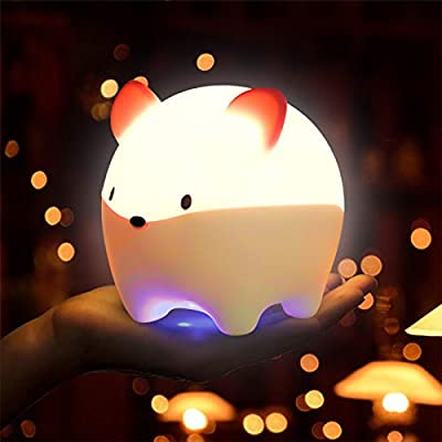 Night Light for Kids, Maxuni Naughty Mouse Baby...