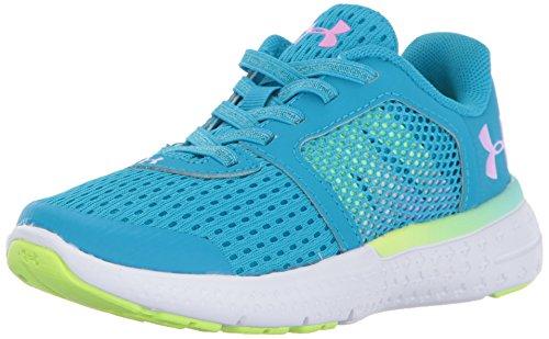 Under Armour Kids' Girls' Pre School Micro G Fuel Prism Alternate Lace Running Shoe