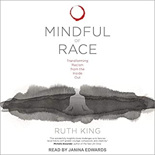 Mindful of Race audiobook cover art