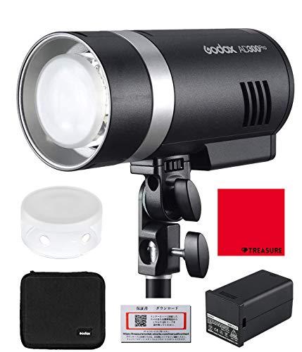 [国内正規代理店] Godox AD300Pro 300W 3000-6000K LEDモデリングランプ 1/8000 HSS 2.4G フラッシュ スト...