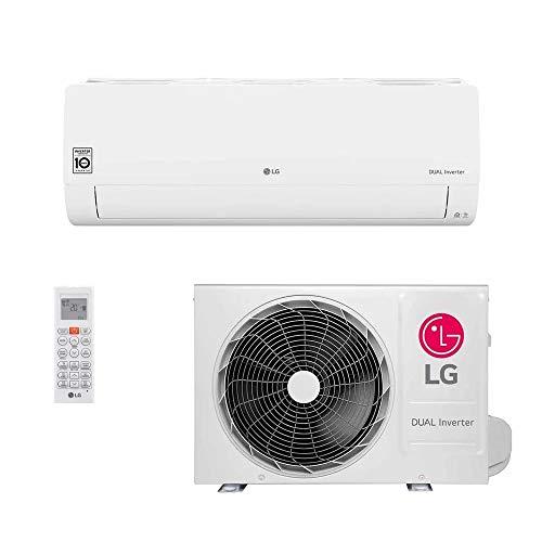 Ar Condicionado Split Hi Wall LG DUAL Inverter Voice 12000 BTUs Frio S4Q12JA31C 220V