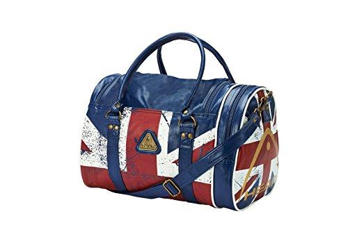 Head Reisetasche mit britischer Fahne, Marineblau (Blau) - 901030