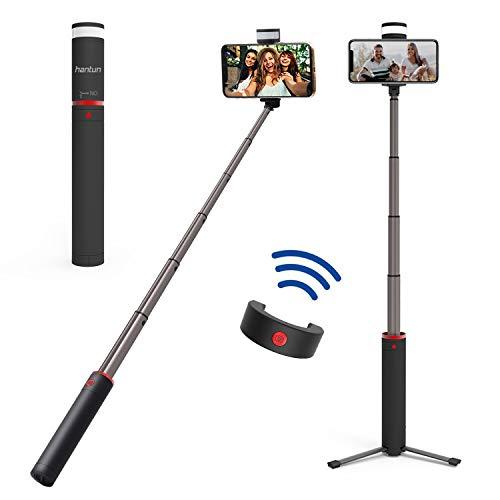 Hantun Selfie Stick Tripod for Google Pixel Phone