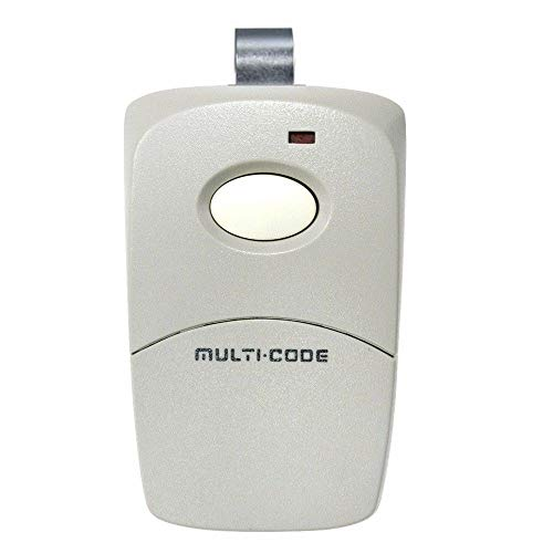 Multi-Code 3089 10 Code Switch Visor Gate Garage Door Remote MultiCode 308911 (Boss BHT6 (Australia))