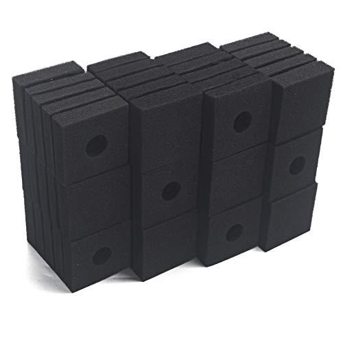 LTWHOME Ersatz Filter Pads Passend für Turbo 350 Filter Pat Mini Internal Filter(Packung mit 12)