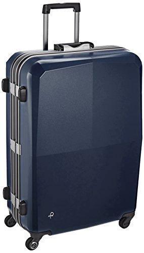 [プロテカ] スーツケース 日本製 エキノックスライトオーレ サイレントキャスター 81L 68 cm 4.6kg コズミックネイビー