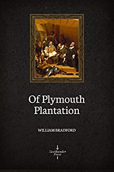 Of Plymouth Plantation  Illustrated